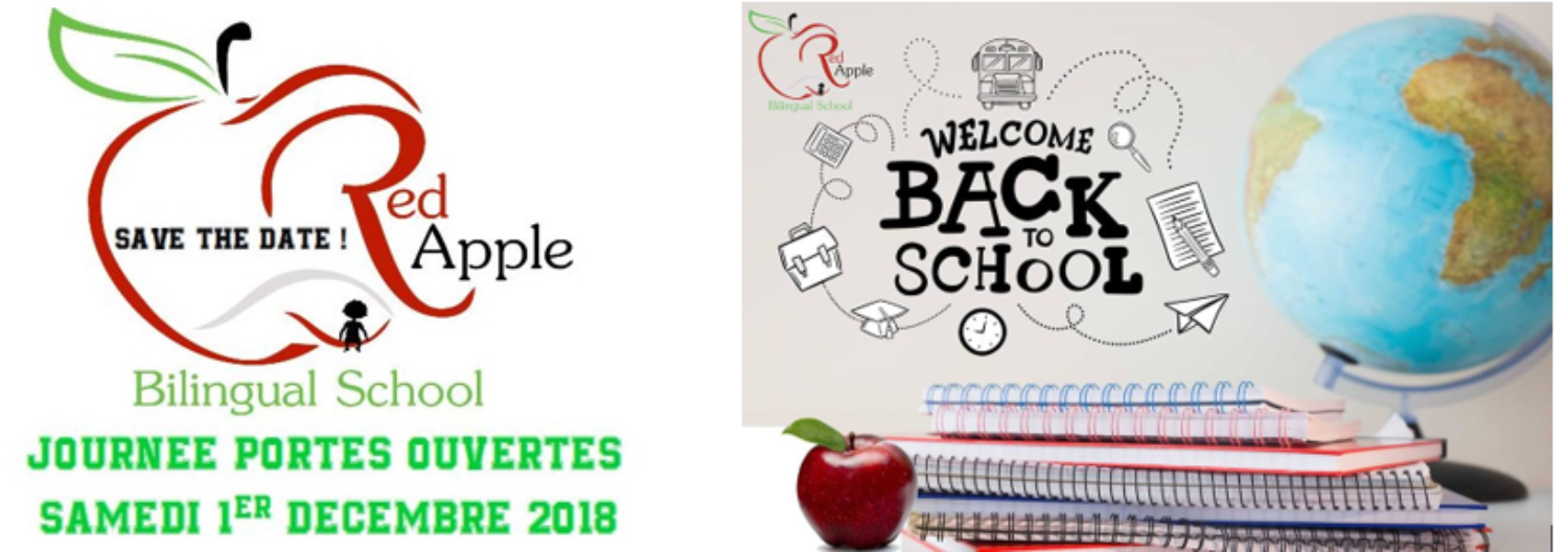 Red Apple School | Ecole Bilingue | Annecy 74